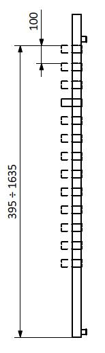 <p>możliwe pozycje relingu</p>