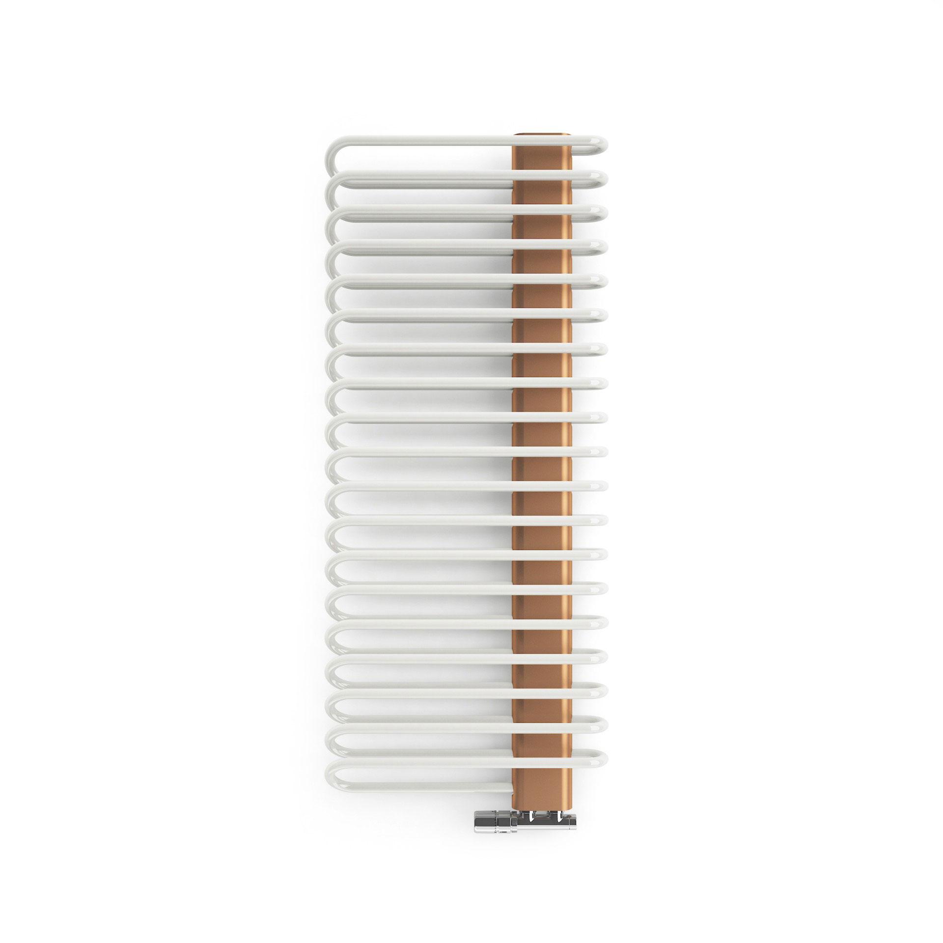 Kolor: RAL 9010 / Copper